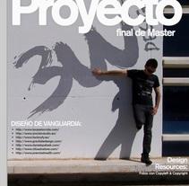 Proyecto Final de Master Profesional en Diseño y Desarrollo de Proyectos Web (MDI) . Un proyecto de Diseño editorial, Diseño Web y Desarrollo Web de Diego Collado Ramos         - 02.10.2015