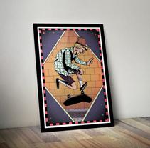 Cosmic Dancer. Um projeto de Ilustração de Polak's Project         - 08.07.2015
