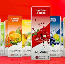 Rediseño de packaging Truvape. A Packaging project by fedegarciaf         - 14.07.2015
