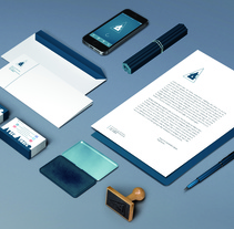 Diseño gráfico_Imagen corporativa. Um projeto de Design gráfico de Sagrario González López         - 20.07.2015