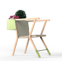 Settle. A Furniture Design, and Product Design project by Pablo Arenzana - 14-10-2014