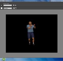 Animacion de Personaje para VideoJuegos. A 3D, Animation, and Game Design project by Julian Lobeto         - 25.07.2015