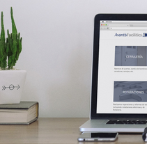 WEB DESIGN. Um projeto de Design, UI / UX, Direção de arte, Arquitetura da informação, Web design e Desenvolvimento Web de disei         - 28.07.2015