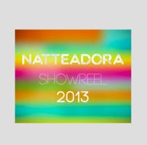 REEL. Un proyecto de Animación, Cine, vídeo, televisión, Diseño de títulos de crédito y Post-producción de Natalia Peña - Miércoles, 05 de agosto de 2015 00:00:00 +0200