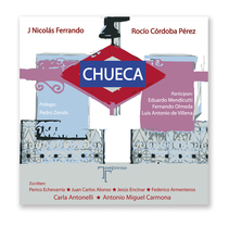 Autora del libro CHUECA. Um projeto de Design editorial de Rocío Córdoba         - 06.08.2015