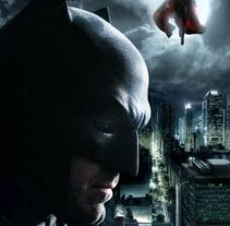 Batman v Superman - Dawn of Justice. A Graphic Design, and Film project by Enrique Núñez Ayllón         - 13.08.2015