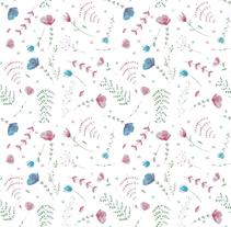 Mi Proyecto del curso Motivos para repetir . Um projeto de Design e Ilustração de Stella Aldeguer         - 14.08.2015