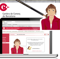 Curs online interactiu. A Animation, Character Design, Interactive Design, Multimedia, and Web Development project by Tona Casas Servat         - 16.08.2015
