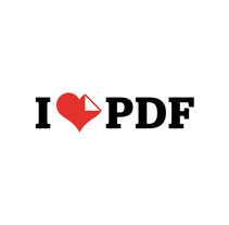 I Love PDF. A Br, ing, Identit, and Graphic Design project by Carles Ivanco Almor         - 11.08.2015