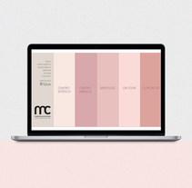 Mariche Correcher. A Web Design project by Ester Santos Poveda - May 20 2012 12:00 AM