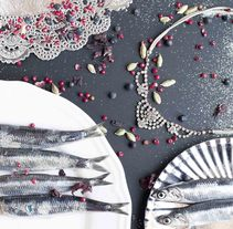 Fish and glitter. A Photograph project by Teresa   Sánchez Fraile         - 21.08.2015