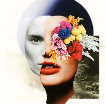 Moona. A Collage project by Paula Brasaanï         - 26.02.2016