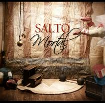 Salto Mortal. A Illustration project by luisbobes         - 01.09.2015