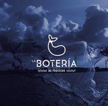 La Botería. A Br, ing&Identit project by Iglöo         - 02.09.2015