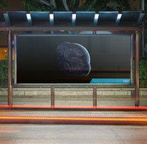 Skype. Un proyecto de Publicidad de Vladimir Ivlev - Domingo, 06 de septiembre de 2015 00:00:00 +0200