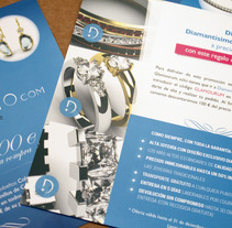 Diamantisimo. Un proyecto de Publicidad, Br, ing e Identidad y Marketing de Red Vinilo  - 06-11-2012