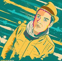 Mi Proyecto del curso Ilustra con garra y vencerás. Um projeto de Design de Victor Dzul         - 16.09.2015