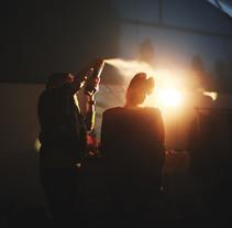 Videoclip Polock. A Photograph project by Alba de la Asunción         - 21.09.2015