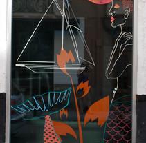 Mundial de Vela 2014. A Illustration project by Lucía Espada González         - 24.09.2015