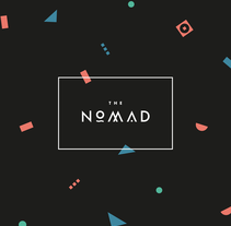 The Nomad | Branding. A Br, ing, Identit, Art Direction, and Graphic Design project by Borja  Acosta de Vizcaíno - 09.25.2015