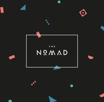 The Nomad | Branding. Um projeto de Direção de arte, Br, ing e Identidade e Design gráfico de Borja  Acosta de Vizcaíno         - 24.09.2015