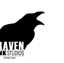 Raven Ink Studios. A Br, ing, Identit, and Graphic Design project by Aurora M Moreno - 27-09-2015