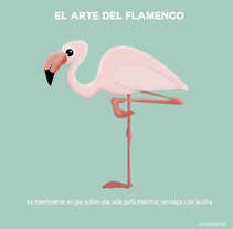 Chiste a lo Flamenco. A Illustration project by elena         - 28.09.2015