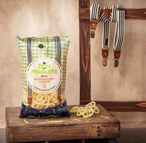 Snacks Don Perolete. Un proyecto de Dirección de arte, Br, ing e Identidad y Packaging de Salvartes  Diseño de Identidad y Packaging  - 01-10-2015