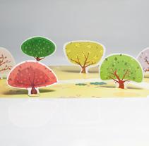 """Prototipo pack didáctico """"Jardín Botánico Valencia"""", colaboración con Mariana Marlo: packaging, tipografías y logotipo. Fotografías: Luis Chiarri. A Design&Illustration project by Noelia García Lidó - 19-06-2013"""