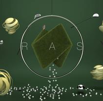Play With My Logo II : Grass. Un proyecto de 3D de Guille Llano - 09-10-2015