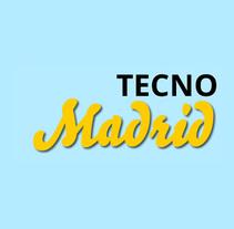 Tecno Madrid - Revista de la Comunidad de Madrid. A Design project by Carlos Etxenagusia - 12-10-2015