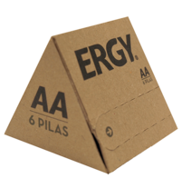 ERGY. A Graphic Design, and Packaging project by Núria Alarcón Giné - 18-05-2014