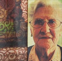 Diseño de vestuario - Abrigo homenaje. Un proyecto de Diseño de vestuario, Moda y Bellas Artes de Amaia Bloom - 18-10-2011