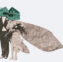 El Correo. A Illustration project by Sr. García          - 25.10.2015