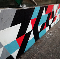 360 MURAL. A Fine Art, and Painting project by Junior Alén Costa         - 03.08.2015