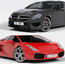 Autosport Leganés. Un proyecto de 3D de Ignacio  Cordero Landaluce - 04-11-2015