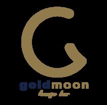 GoldMoon, imagen corporativa para un lounge bar. A Br, ing, Identit, and Graphic Design project by Héctor Núñez Gómez         - 10.11.2015