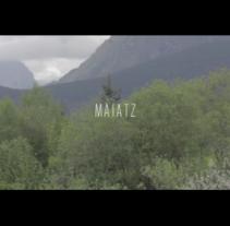 Maiatz. Um projeto de Vídeo de Eva Morcillo         - 12.11.2015