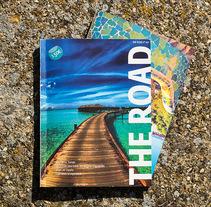 Diseño editorial - The road. A Editorial Design project by Leire Cuadrado García         - 17.11.2015