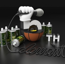 5th Element. A 3D project by Ruben Garcia Gomez         - 28.09.2014