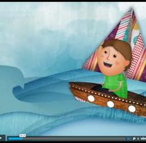 Campaña - Derechos del niño. A Illustration, Animation, and Graphic Design project by Vane Soraci         - 21.11.2015