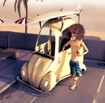 Surf. A 3D project by Renato Montoro - 23-11-2015