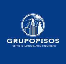 GrupoPisos + Brandesign. A Graphic Design project by comics26 - 23-11-2015