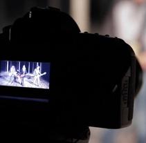 """Making Of """"Lucero"""". Un proyecto de Música, Audio, Cine, vídeo, televisión, Multimedia y Vídeo de Bernardo Cebollero         - 31.10.2012"""