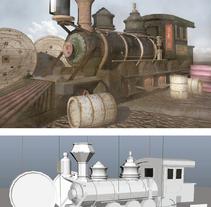 OVBION. Un proyecto de 3D de SANDRA ALONSO         - 09.12.2015