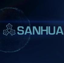 Sanhua Corporate. Un proyecto de Motion Graphics, 3D, Animación y Diseño de personajes de Rafa E. García         - 28.02.2014