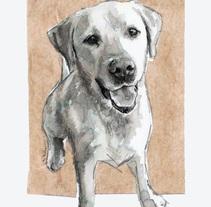 Commissions. Un proyecto de Ilustración y Bellas Artes de Mentiradeloro Esther Cuesta - 12-12-2015