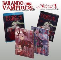 Bailando con vampiros. A Design, Editorial Design, Graphic Design, and Product Design project by Álvaro Maillo Pérez         - 14.12.2015