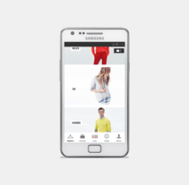 Zara. A Interactive Design, and UI / UX project by Javier 'Simón' Cuello - Dec 28 2015 12:00 AM