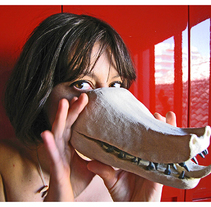 Fotografía a Rebeca Mayo & Entropiqa para Excelente Magazine de Iberia. Un proyecto de Fotografía de Demian  Abrayas - Miércoles, 30 de diciembre de 2015 00:00:00 +0100